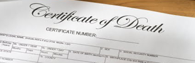 issuing-a-death-certificate